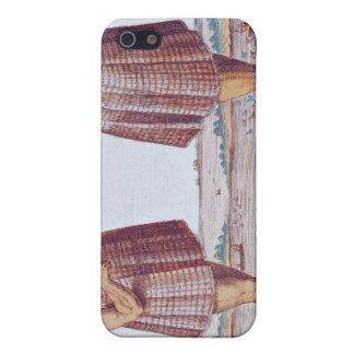 A Priest from Secoton in Virginia iPhone 5 Cases