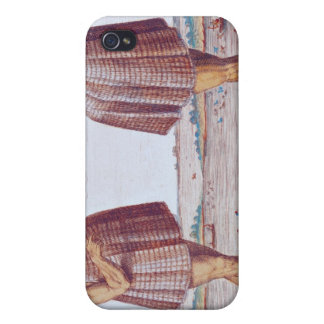 A Priest from Secoton in Virginia Case For iPhone 4