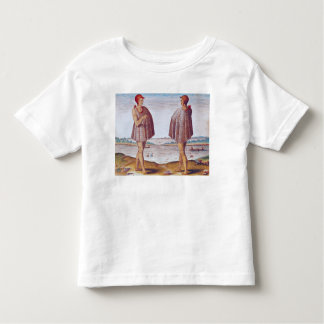 A Priest from Secoton in Virginia Toddler T-Shirt