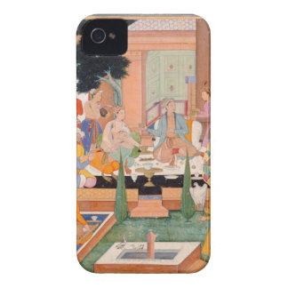 A prince and companions take refreshments and list Case-Mate iPhone 4 case