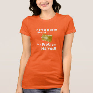 A Problem Sherd Women's T-Shirt