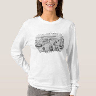 A Prospect of the Towne and Harbour of Harwich T-Shirt