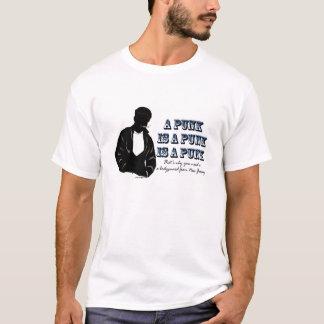 A Punk Is A Punk T-Shirt