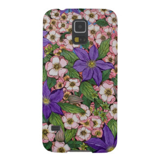 A Purple Patch 2011 Galaxy S5 Case