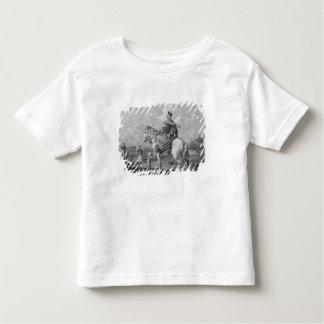 A Quan or Mandarin Bearing a Letter from the Emper Toddler T-Shirt