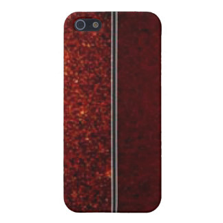 A Quasar's Companion Galaxy (left) and Galaxy Case For The iPhone 5
