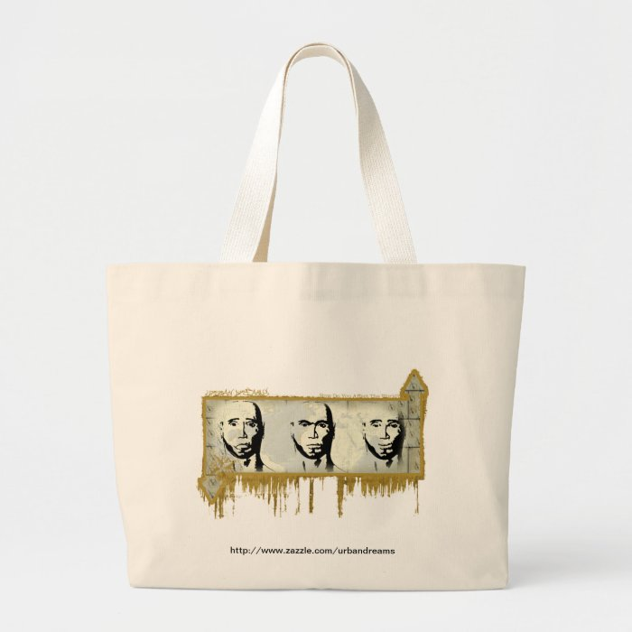 A Question To All Part 01 Large Tote Bag