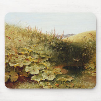 A Quiet Dell Mouse Pad