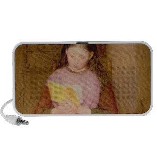 A Quiet Moment Notebook Speaker