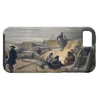 A Quiet Night in the Batteries, plate from 'The Se Tough iPhone 5 Case