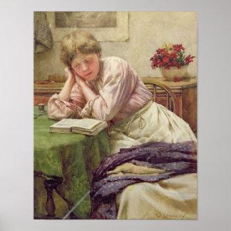 A Quiet Read Poster