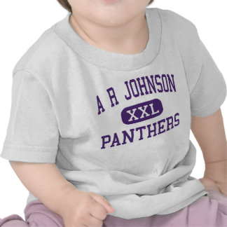 A R Johnson - Panthers - High - Augusta Georgia Shirts