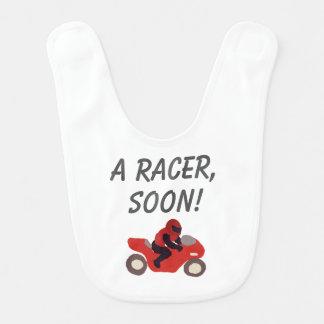 A Racer, Soon! Bib