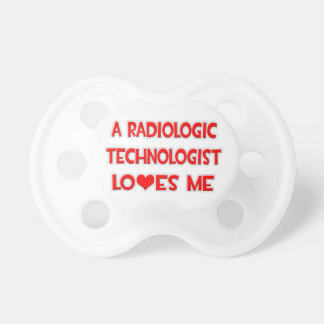 A Radiologic Technologist Loves Me Baby Pacifiers