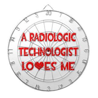 A Radiologic Technologist Loves Me Dart Boards
