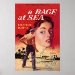 A Rage at Sea Poster