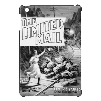A Railroad Play-The Limited Mail 1899 Case For The iPad Mini