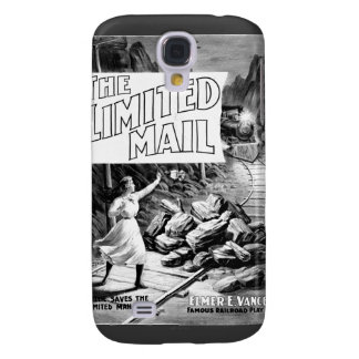 A Railroad Play-The Limited Mail 1899 Galaxy S4 Case