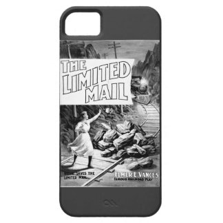 A Railroad Play -The Limited Mail 1899 iPhone 5 Cases