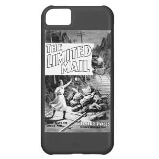 A Railroad Play -The Limited Mail 1899 iPhone 5C Case