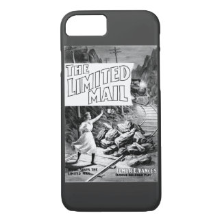 A Railroad Play -The Limited Mail 1899 iPhone 7 Case