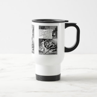 A Railroad Play -The Limited Mail Stainless Steel Travel Mug
