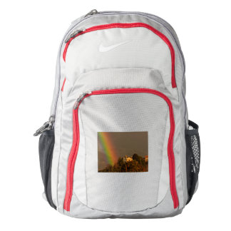 a rainbow arch on  Nike Performance Backpack, Backpack