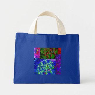 A Rainbow of My Abundance by JudyMarisa Canvas Bag