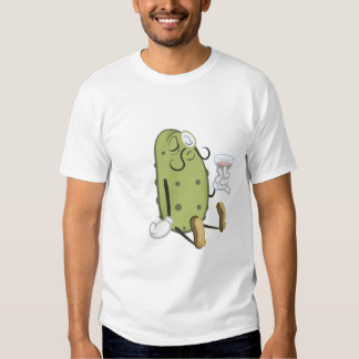 A Rather Dapper Pickle Tshirts