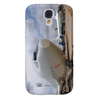 A RC-135V/W Rivet Joint aircraft Galaxy S4 Case