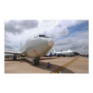 A RC-135V/W Rivet Joint aircraft Photo Print