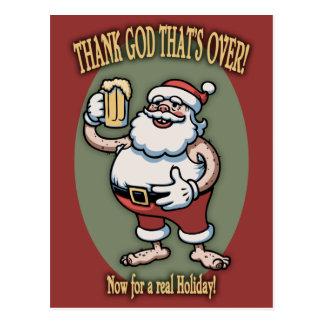 A Real Holiday Postcard