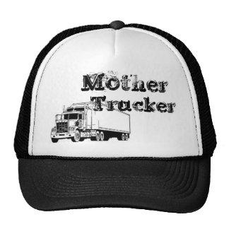A Real Mother Trucker Cap