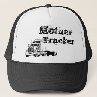 A Real Mother Trucker Trucker Hat