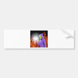 A Reaper in Hell Bumper Stickers