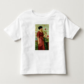 A red, red rose toddler T-Shirt