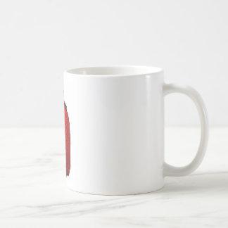 A red ripe strawberry, ready to be eaten, yummy mugs