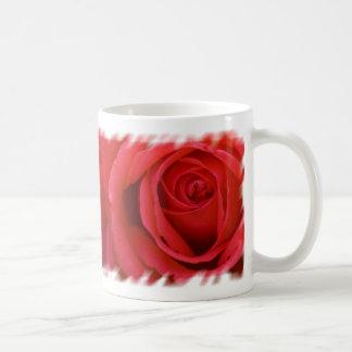 A Red Rose For You Coffee Mug