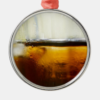 A Refreshing Iced Drink Christmas Ornament