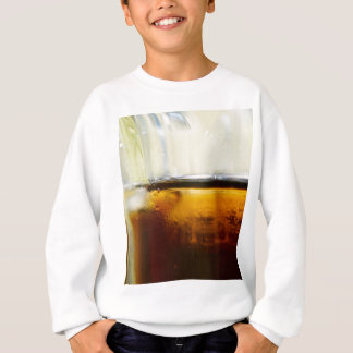 A Refreshing Iced Drink Sweatshirt