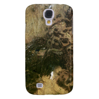 A relatively clear day galaxy s4 case