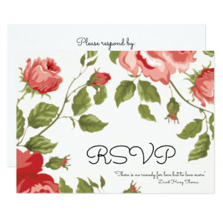 A Remedy For Love 9 Cm X 13 Cm Invitation Card