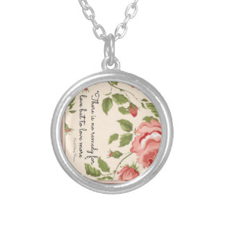 A Remedy For Love Necklace