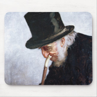 A Retired Sea Captain from Massachusetts, 1879 Mouse Pad