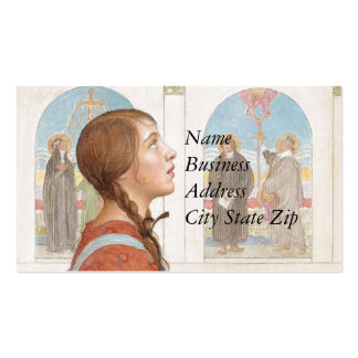 A Revelation Pack Of Standard Business Cards