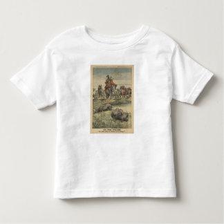 A rhinoceros hunt in honour of King George V Toddler T-Shirt