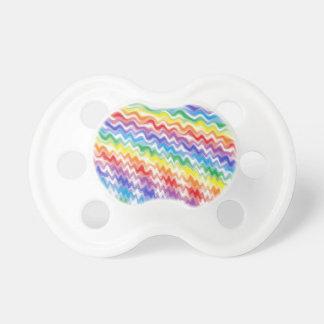 A Rhythmic Rainbow Dummy