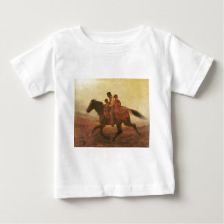 A Ride for Liberty The Fugitive Slaves by Johnson Baby T-Shirt