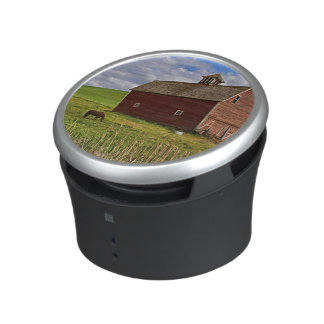 A ride through the farm country of Palouse 3 Bluetooth Speaker