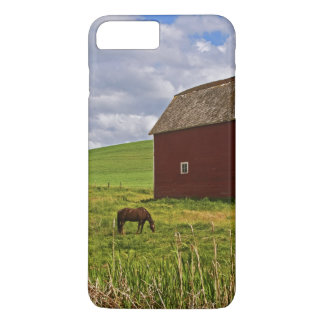A ride through the farm country of Palouse 3 iPhone 8 Plus/7 Plus Case